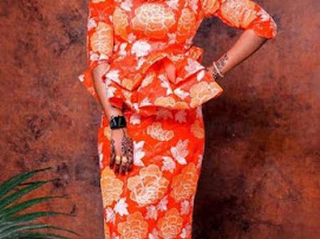 Classy And Trendy Hausa Ankara Styles For Beautiful Women.