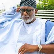 Gov. Akeredolu Becomes The First Gov To Order 'Oodua Anthem' Recitations In The South West Schools
