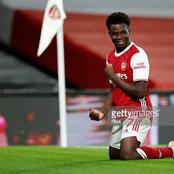 Reason Why Bukayo Saka Missed Against Leicester City