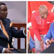 The Bitter Pill?Speculations Arise as Hustler's Spokesman Itumbi Breathes Fire At Atwoli After This