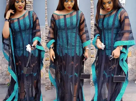 Do You Have Any Boubou In Your Wardrobe ? Check Our these Styles That Can Inspire You To Make One