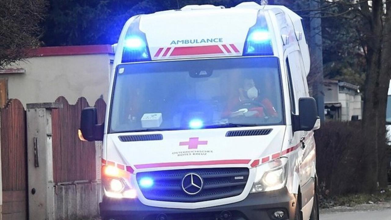 Nach der Festnahme ging es ins Krankenhaus