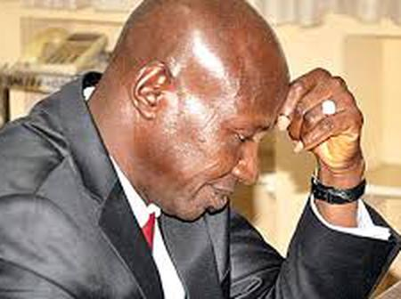 Ibrahim Magu to appear before the Code of Conduct Bureau for questioning today