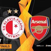 UEL: Injury Updates For Arsenal Ahead Of Slavia Prague Clash Tomorrow