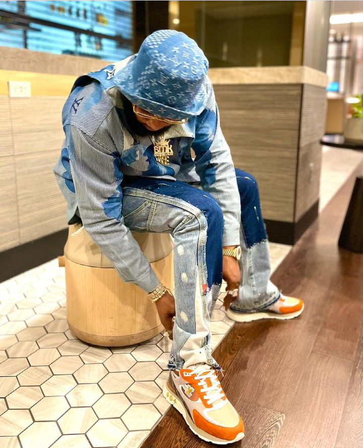 """Five Star Music lead act, Kcee Shares Lovely New Photos, Says """"I Was Born For This Zero Competition 24"""