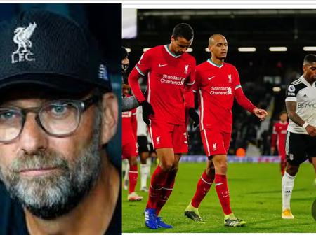 Jurgen Klopp Hopes Matip Will Be Fit For Liverpool's Game Against Tottenham