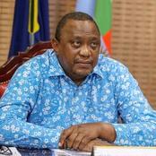Uhuru's Fresh Headache As Raila Makes New Move