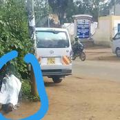 Body Of An Ailing Man Is Spotted On Thika Level 5