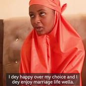 Lady explained why she got married to her late fiancée's brother