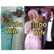 Meet The Northern Politician Who Married Igbo And Yoruba Women, See Photos Of His Wives And Children