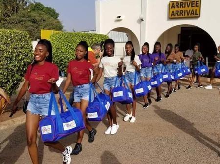 Affaire Zunon : Serge Kassy publie une photo de miss burkinabès sortant de l'aéroport en culotte