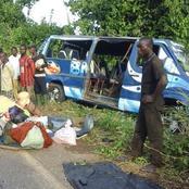 Grave accident de circulation à Daloa : le chauffeur coupable en fuite