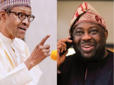 (Video) I Am Not Afraid Of Buhari, He is Not God, He Is The President Of Nigeria - Dele Momodu