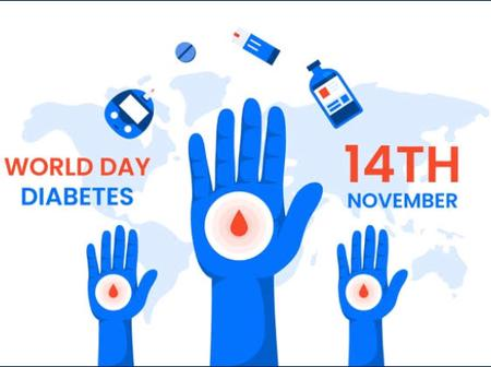 Today Is World Diabetes Day! Learn Everything You Need To Know About Diabetes.