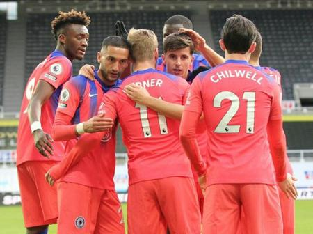 Frank Lampard praised two key players after Chelsea's win against Newcastle today.