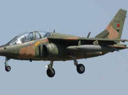 NAF releases names of pilots onboard the missing Alpha Jet