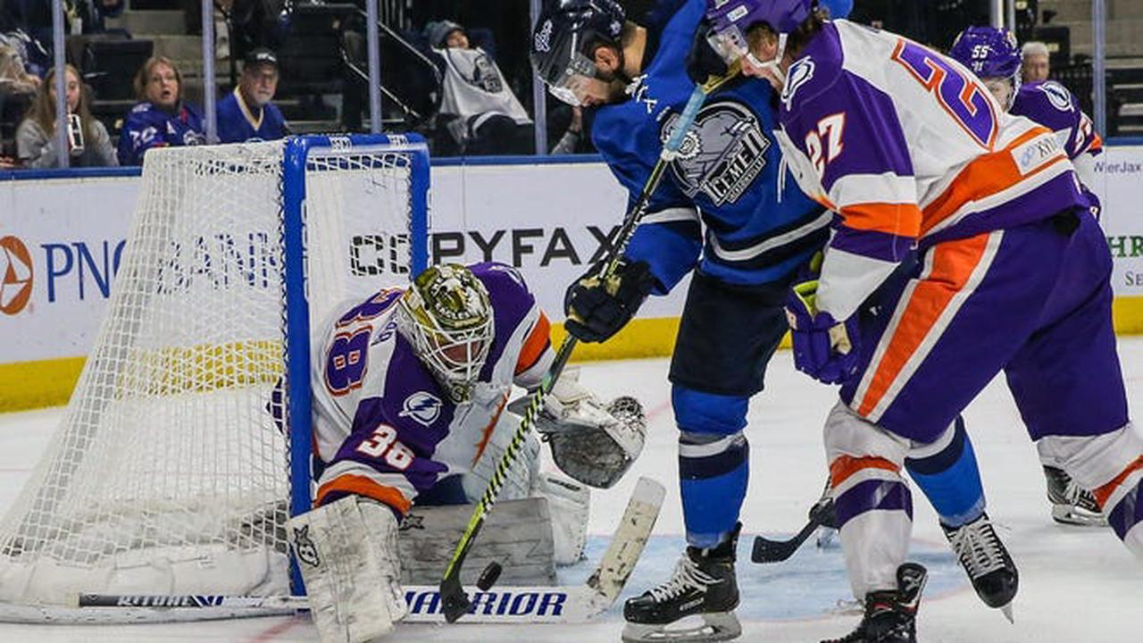 Preview: Icemen at Solar Bears