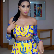 The actress Juliet Ibrahim is 35 today, check out her country of origin