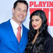 Check Out These Cute Pictures of John Cena And His Wife