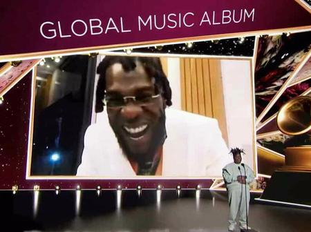 After Wizkid & Burna Boy Won The Grammy Awards, Check Out African Artists Who Won It In the Past