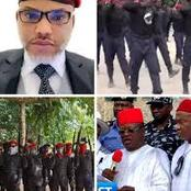 Days After SE Governors Formed Ebubeagu, Check out what Nnamdi Kanu told the Igbo Youths