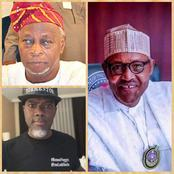 Opinion: Tinubu's case with the EFCC proves that Reno and Olu Falae are wrong about President Buhari