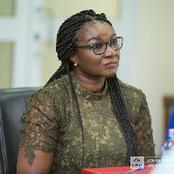 Asking the NDC to bring out a different figure totally irrelevant – Joyce Bawah Mogtari