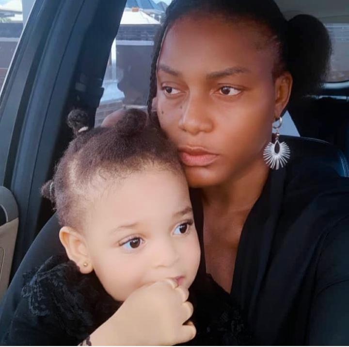 Between Browny's daughter Ugochalacha and Queen Okoye's daughter Oluchi, who is more adorable? 21