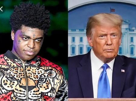 Why Kodak Black Did This To Former Us President Donald Trump