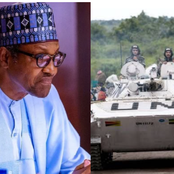 Today's Headlines: Buhari Mourn The Death Of Garba, Boko Haram Fighters Burn U.N. Facilities