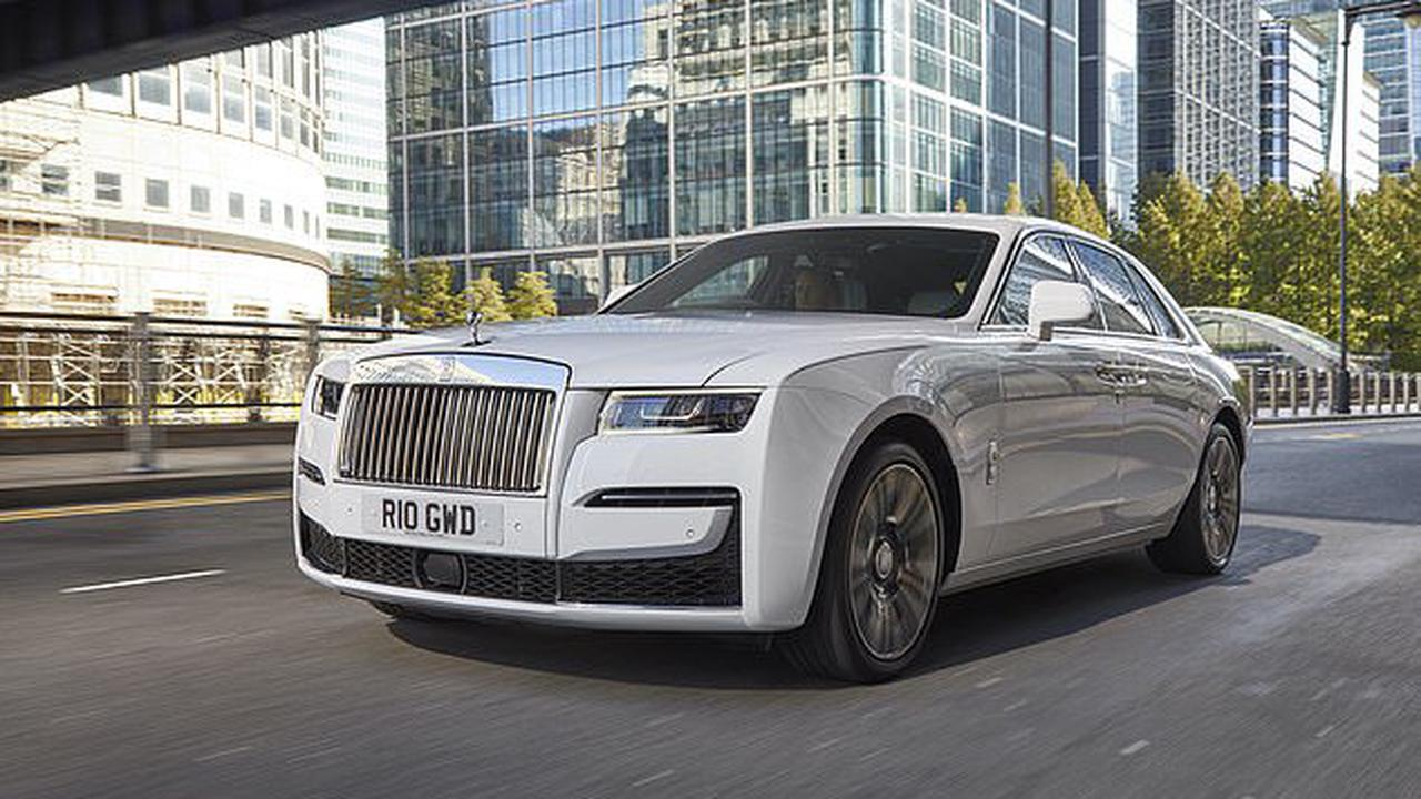 Rolls-Royce Motor Cars sees sales rise to the highest in its 116-year history as well-heeled buyers snap up the luxury vehicles despite the pandemic