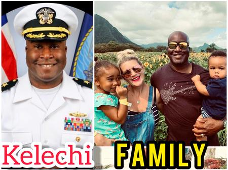 Meet The Nigerian Igbo Man Who Has Now Become A Navy Captain In America