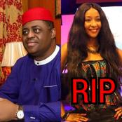 FFK Pays Tribute To Late Nollywood Actress, Rachael