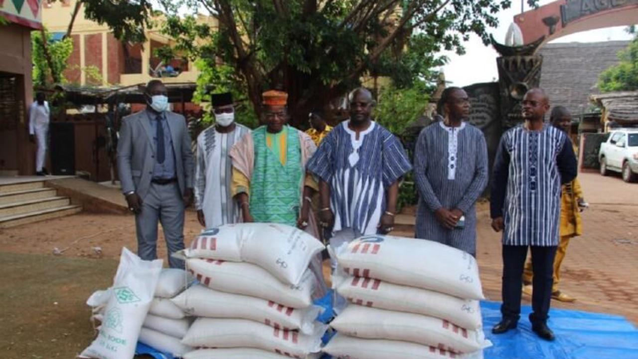 Burkina Faso-Dons de repas aux plus vulnérables : La 2ème édition vise 1200 personnes