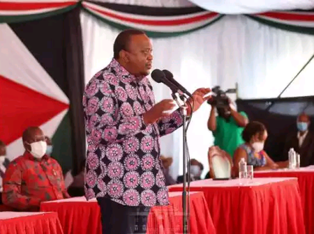 Big Win for Uhuru After Former Jubilee MP Reveals This About Him