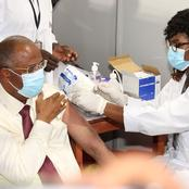 Vaccination contre la Covid-19, en Côte d'Ivoire : voici les premières personnes vaccinées