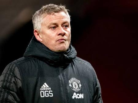 Ole Gunnar Is Underrated, See The Amazing Records He Has At Manchester United