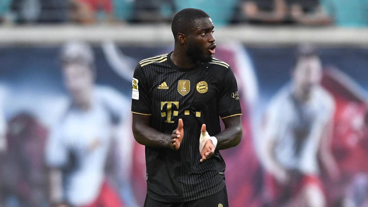 FC Bayern: Upamecano verrät: Hatte auch andere Angebote