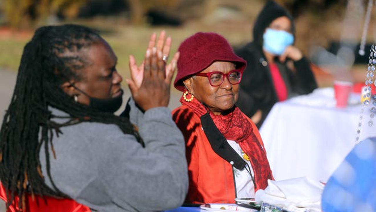 Sharon Martin says goodbye to Cleveland County Hospice