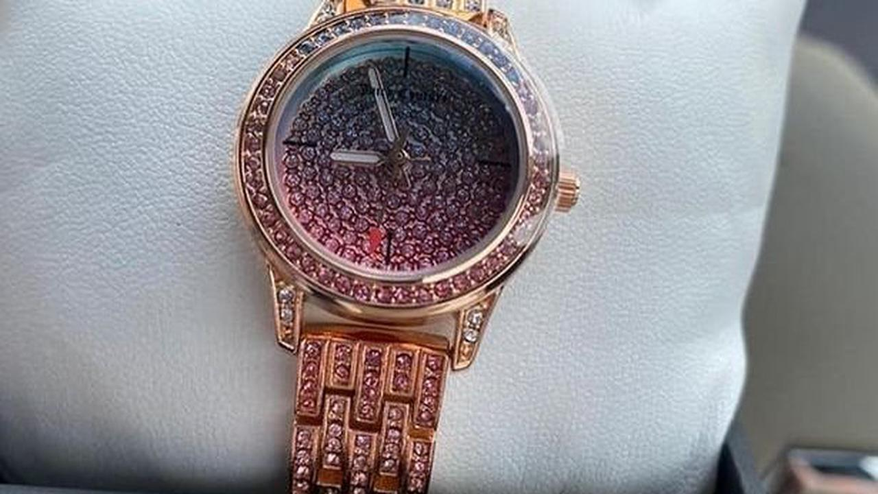 TK Maxx shopper discovers real price of £12 watch bought there