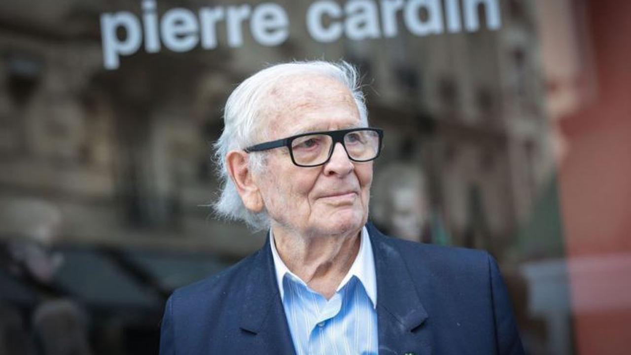 Breaking News - French Fashion Designer Pierre Cardin Dies Aged 98