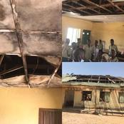 Pictures Of FCT Schools Where Students Learn In Harsh Conditions And Faces The Risk Of Abduction