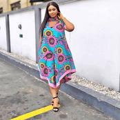 63 Unique And Decent Short Gown Styles Suitable For Women Of All Sizes