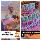 Makosso offre un bouquet d'argent à sa fille pour son anniversaire : la toile ivoirienne s'enflamme