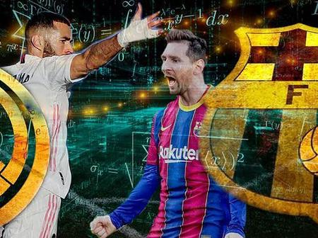 Real Madrid vs Barcelona 2021 Clasico and Ramos set to miss the game with an injury