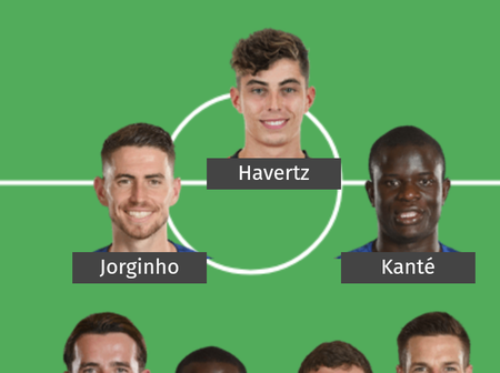 Chelsea Could be Victorious at Old Trafford With This Possible Lineup
