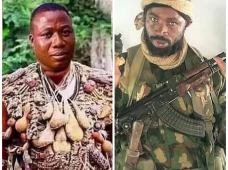 I Can Fight Boko Haram Without Government Support - Sunday Igboho Says