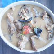 How To Prepare A Delicious Pot Of Afia-Efere (White Soup)