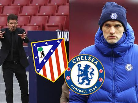 Head to head shows Atletico Madrid vs Chelsea could end in draw