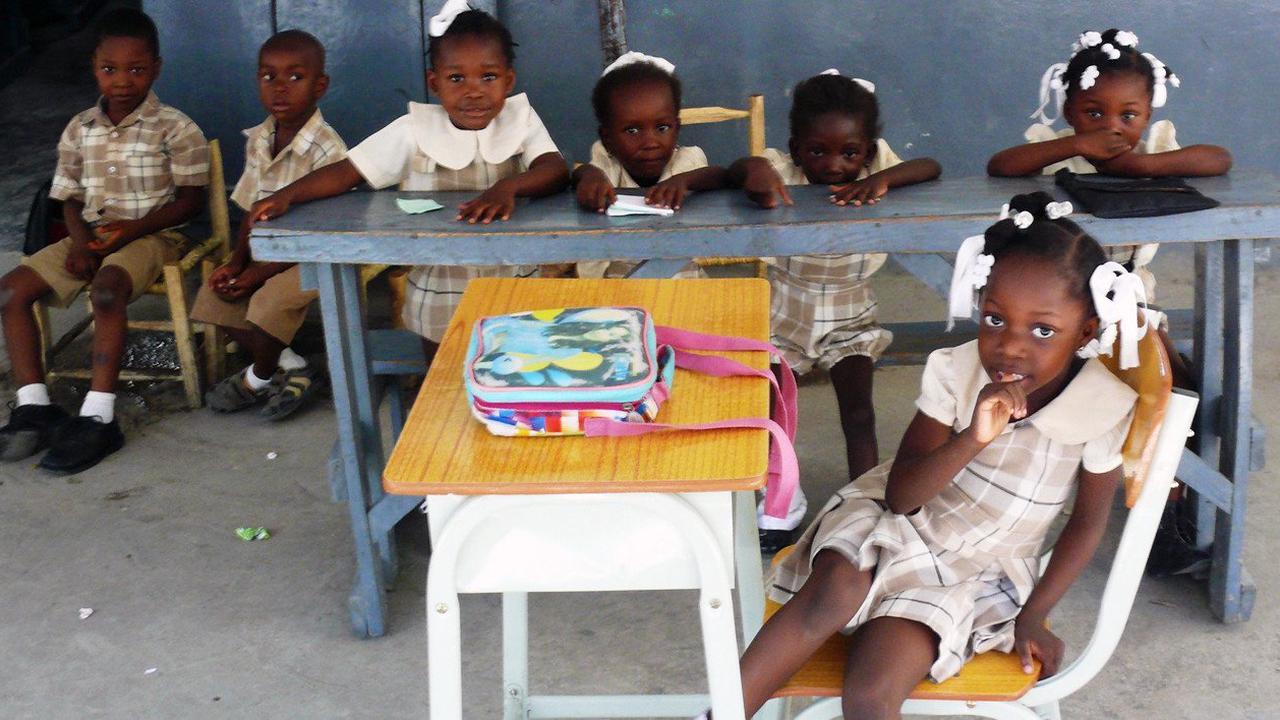 Aix-les-Bains. Une marche solidaire pour récolter des dons pour une école en Haïti